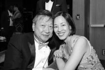 Tzi Ma and Lia Chang