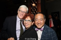 Edward Pauly, Barbara Turvett and Alan Muraoka. Photo by Lia Chang