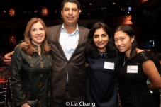 2019 CACF Gala Guests, CACF Board Member Kanika Priya Sethi and Andrea Wu, CACF Director of Operations. Photo by Lia Chang
