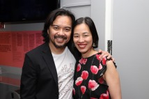 Seph Duong and Lia Chang. Photo by Garth Kravits