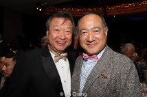 Tzi Ma and Alan Muraoka. Photo by Lia Chang