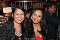 Asian American Life's Maria Yip Lord and Ernabel DeMillo. Photo by Lia Chang