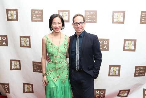 Lia Chang and Garth Kravits. Photo by June Jee