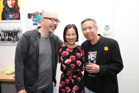 "Scott ""Chops"" Jung, Lia Chang, Henry Chang. Photo by Patrick Chen"