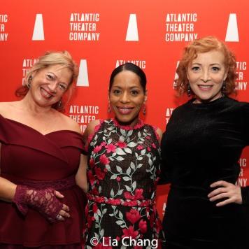 Wilemina Olivia-Garcia, Liza Colón-Zayas & Elizabeth Canavan. Photo by Lia Chang