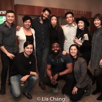 OSF reunion. Photo by Lia Chang