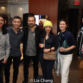 Yilong Liu, David Huynh, David Shih, Tina Chilip, Sunny Hitt and Gaven Trinidad. Photo by Lia Chang