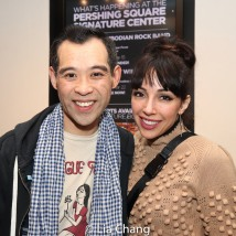 Joe Ngo and Yvette Gonzalez-Nacer. Photo by Lia Chang