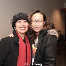 Jeanne Sakata and Jane Lui. Photo by Lia Chang