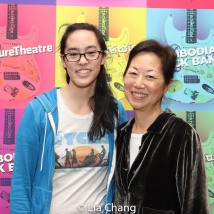 Lauren Yee and Jeannie Park. Photo by Lia Chang
