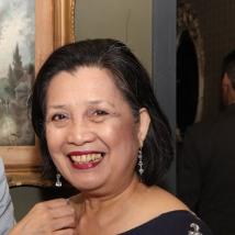 Mia Katigbak. Photo by Lia Chang