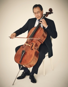 Yo Yo Ma. Photo by Jason Bell