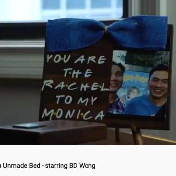 BD Wong and Grant Chang