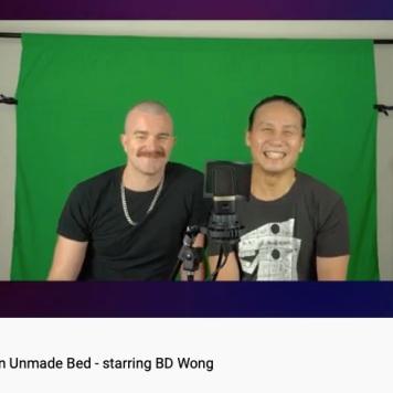 Richert Schnorr and BD Wong