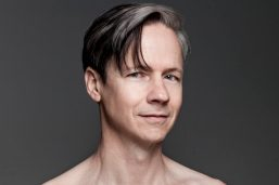 John Cameron Mitchell. Photo by Matthew Placek
