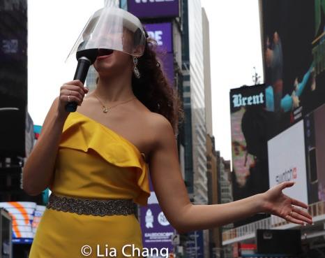 Solea Pfeiffer. Photo by Lia Chang