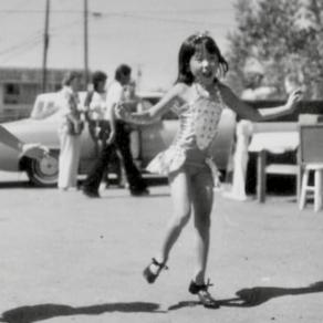 Lainie Sakakura, age 7. Photo courtesy of Laine Sakakura