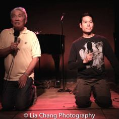 Alvin Ing and Darren Lee. Photo by Lia Chang