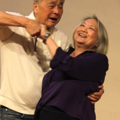 Alvin Ing and Virginia Wing. Photo by Lia Chang