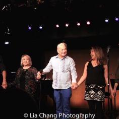 Jose Llana, Virginia Wing, Alvin Ing, Hazel Anne Raymundo, Darren Lee. Photo by Lia Chang