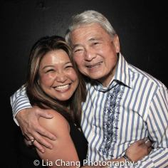 Hazel Anne Raymundo and Alvin Ing. Photo by Lia Chang