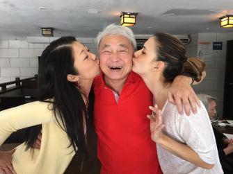 Lainie Sakakura, Alvin Ing and Erika Hunter. Photo by Lia Chang