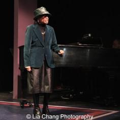 Micki Grant. Photo by Lia Chang