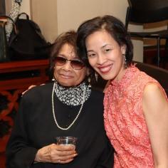 Micki Grant and Lia Chang