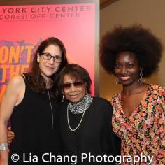 Anne Kaufman, Micki Grant, Lori Minor. Photo by Lia Chang