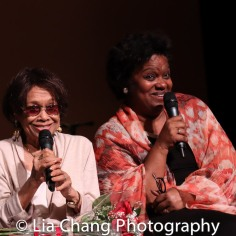 Micki Grant and Kirsten Childs. Photo by Lia Chang